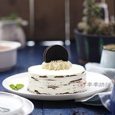 奥利奥可可千层蛋糕