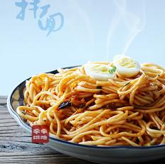 贵州豆豉辣酱风味酱拌面