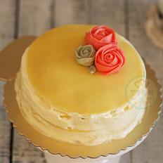榴莲千层蛋糕可丽饼蛋糕