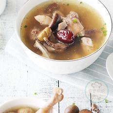 苏泊尔·板栗炖鸡汤