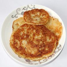 四川鲜玉米浆在家怎么做油炸玉米饼