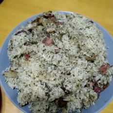 艾叶糯米饭