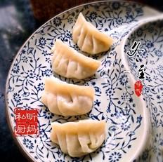 袖珍牛肉饺