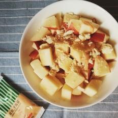 简易苹果沙拉