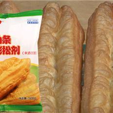 酥脆油条的做法(图解)