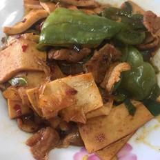 家常千叶豆腐