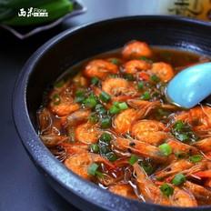 海虾酱油水