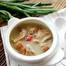 猴头菇猪肚汤
