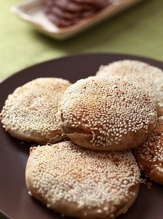 老北京麻酱烧饼的做法