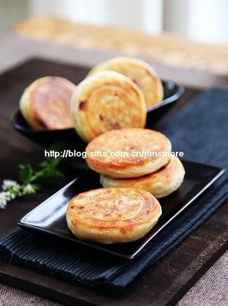 宫廷牛肉酥饼的做法