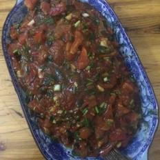西红柿罗非鱼