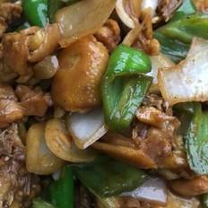 鸡肉炒洋葱