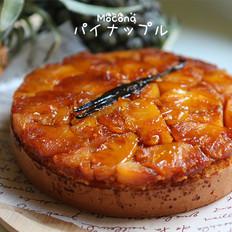 反烤焦糖菠萝蛋糕