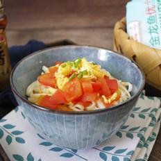番茄鸡蛋挂面