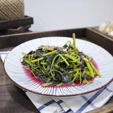 蒜蓉炒苋菜
