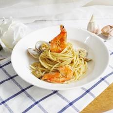 海鲜意大利面