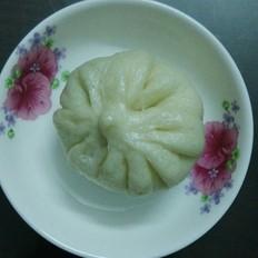 四季豆香菇肉包