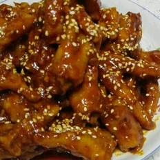 韩式香辣鸡爪
