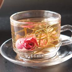迷迭香玫瑰月季茶