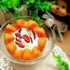 木瓜牛奶红枣