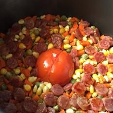 一个番茄饭