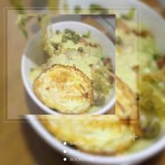 家常咖喱焗饭