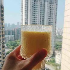 绝对真材实料的芒果香蕉酸奶