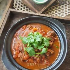 年夜饭硬菜之番茄牛肉