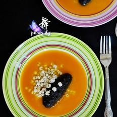 金汤薏米海参