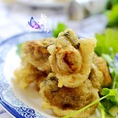 香酥牡蛎-滋阴养血