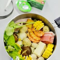什锦海鲜火锅