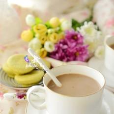 自制鸳鸯奶茶