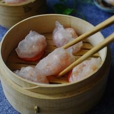 #秋季保胃战#水晶虾饺的做法