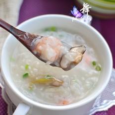 香菇海鲜粥