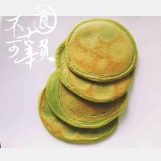 宝宝菠菜松饼