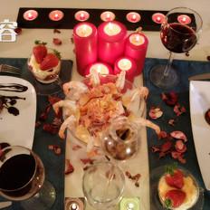 帕尔马情人节大餐