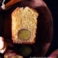 栗香地瓜磅蛋糕