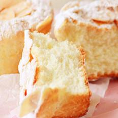 杏仁海绵杯子蛋糕
