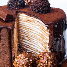 黑森林千层蛋糕(6寸)