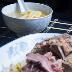 胡椒猪肚豆芽菜汤