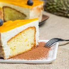 泰国榴莲慕斯蛋糕(8寸)