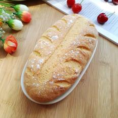 玉米面面包