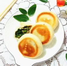 韭菜鸡蛋水煎包