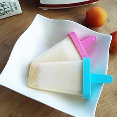 红薯奶油冰棒