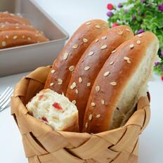 蔓越莓奶香面包