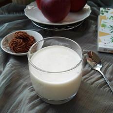 苹果山药奶昔