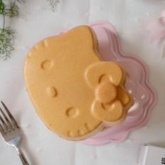 凯蒂猫蛋糕