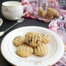 海苔蜂蜜饼干