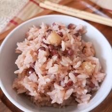 红豆莲子米饭