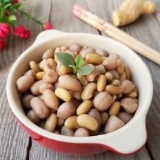 五香花生黄豆
